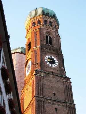 Roteiro de 4 dias de Munique 19 - Frauenkirche