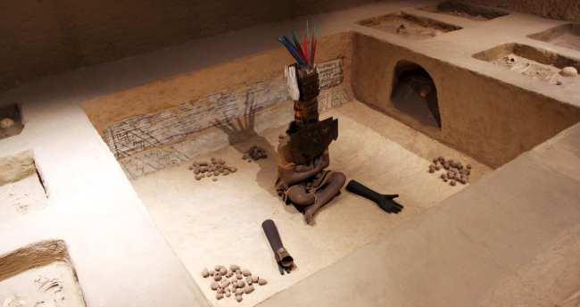 Sicán e Túcume em Chiclayo no Norte do Peru - Museu Senhor de Sicán 5