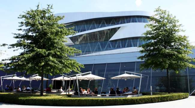 Stuttgart - Museu da Mercedes-Benz 1