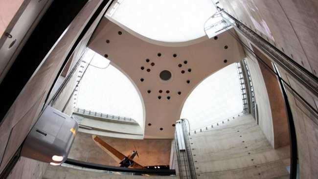 Stuttgart - Museu da Mercedes-Benz 3