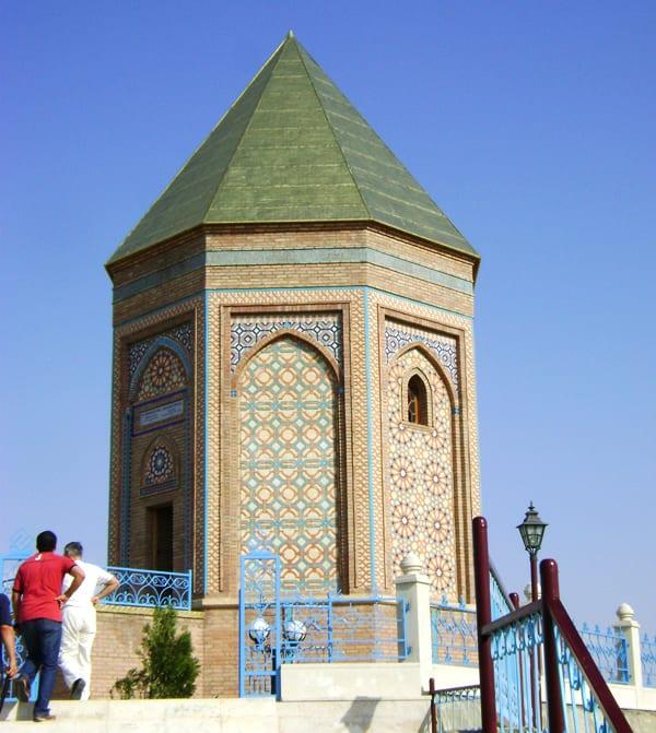 A tal tumba de Noé - Foto: Самый древний (domínio público)