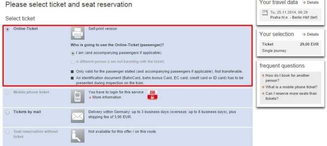 Como ir de Praga a Berlim - Deutsche Bahn 7