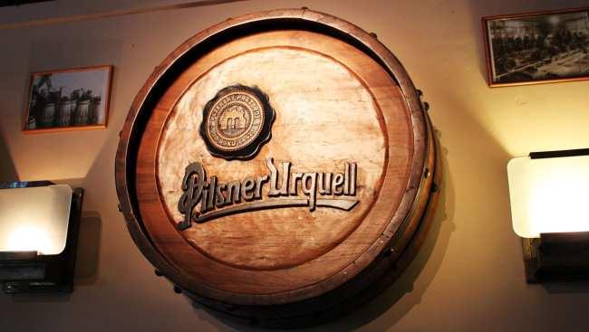 A cultura da cerveja na República Tcheca - Pilsner Urquell