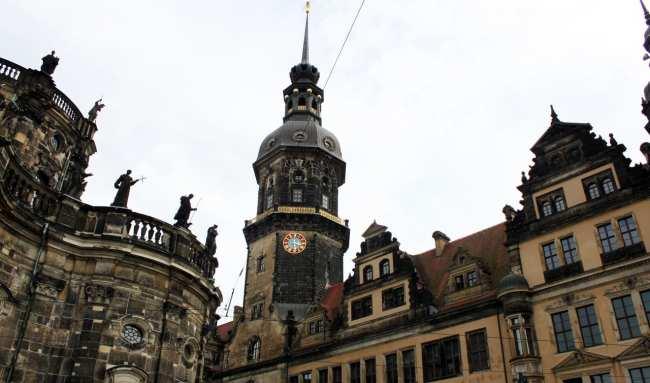 Dicas de viagem a Dresden - Cidade Velha Alstadt Praça principal