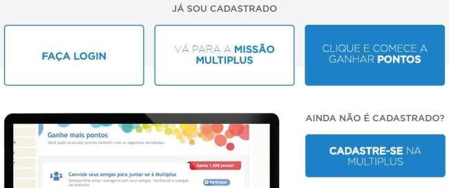 Missão Multiplus - Como participar