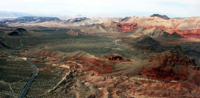 Passeio de helicóptero pelo Grand Canyon perto de Las Vegas - Paisagem 4