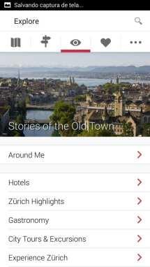 Apps My Switzerland - Suíça - Swiss City Guides 4