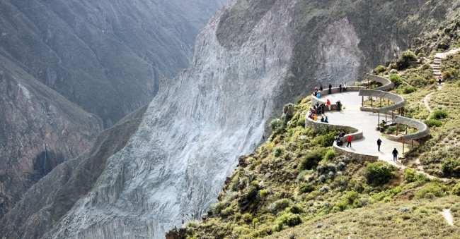 Como ir de uma cidade a outra no Peu - Valle del Colca 1