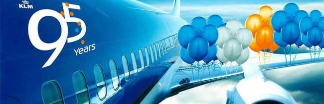 Dicas KLM Viagem - 95 anos