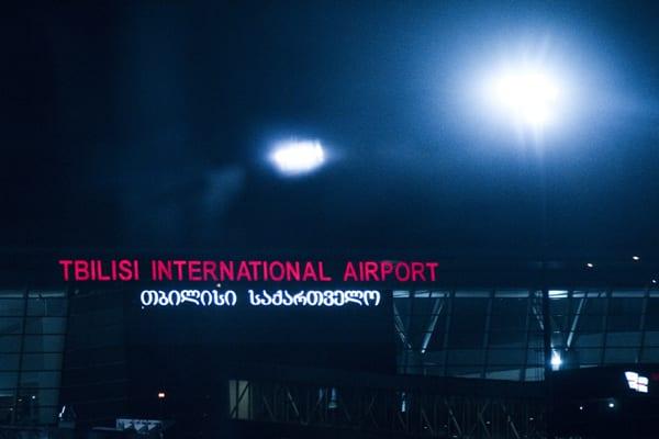Tbilisi aeroporto