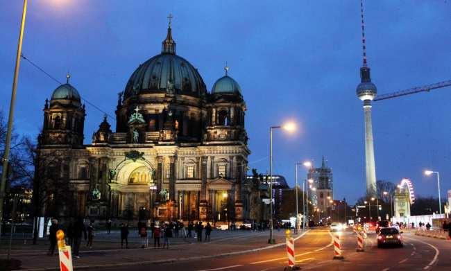 Guia KLM de Berlim - Catedral de Berlim