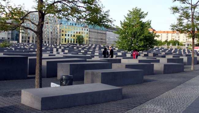 Guia KLM de Berlim - Memorial do Holocausto