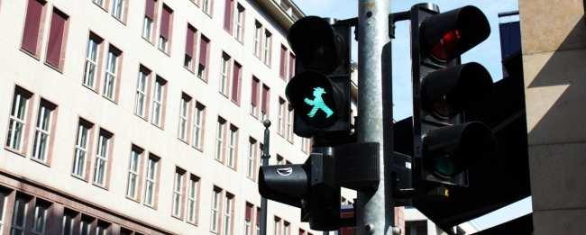 Guia KLM de Berlim - Boneco símbolo da cidade