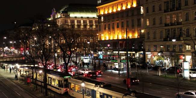 Guia KLM de Viena - The Ring / Ringstrasse 1