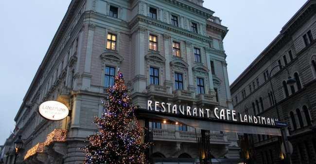 Guia KLM de Viena - Café do Freud