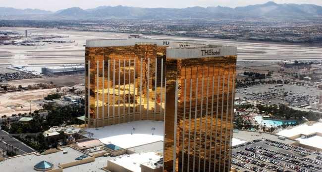 Onde ficar em Las Vegas - Trump Hotel