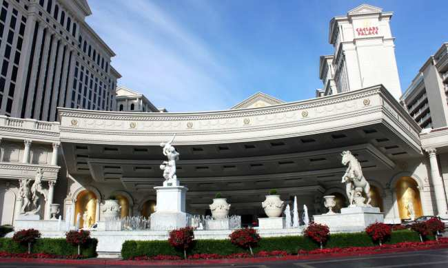 Onde ficar em Las Vegas - Caesar's Palace Hotel