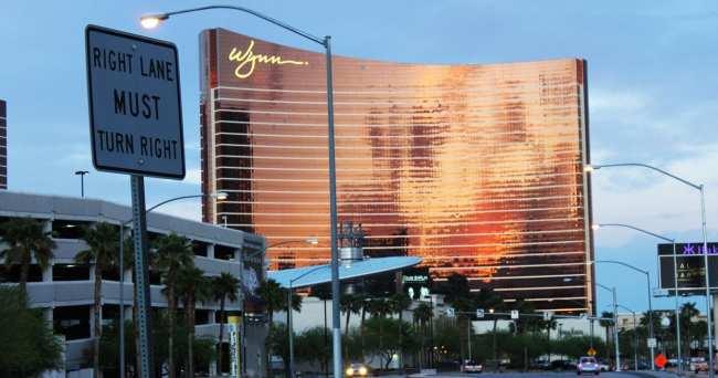 Onde ficar em Las Vegas - Wynn Hotel