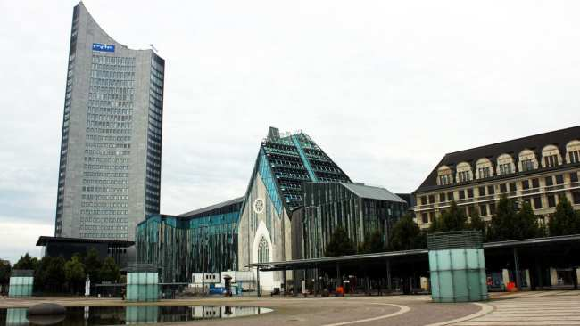 Roteiro de Leipzig - Igreja