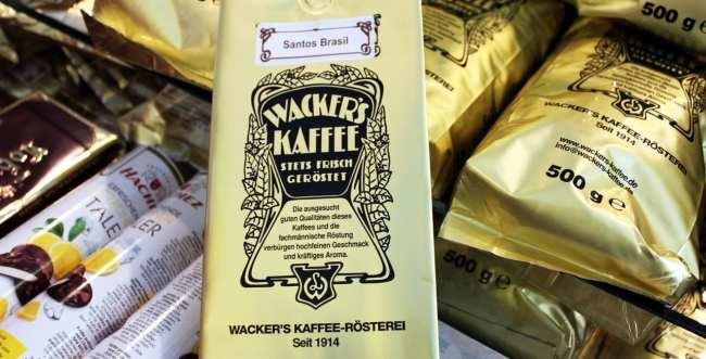 Roteiro segunda viagem a Frankfurt - Wacker's Kaffee