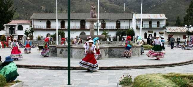 Tour privado ou compartilhado no Peru? - Valle del Colca 2