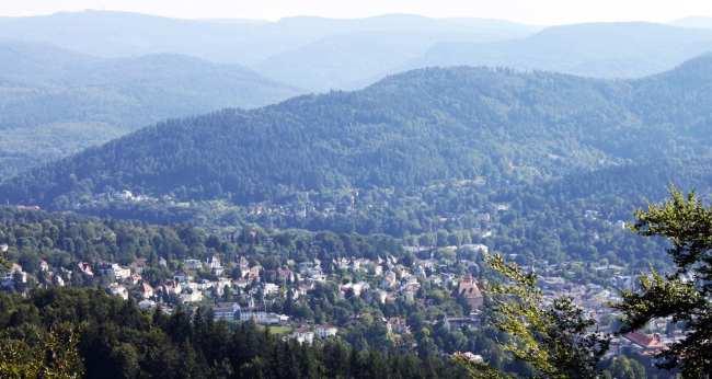 Baden-Baden e a Floresta Negra - cidade 5