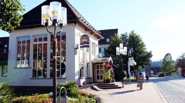 Baden-Baden e a Floresta Negra - Freudenstadt 1