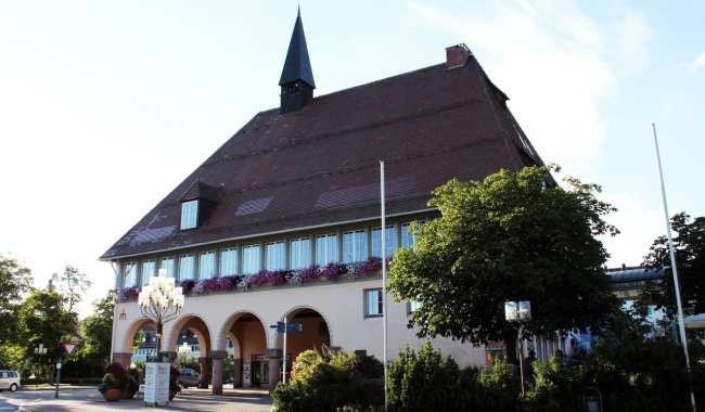 Baden-Baden e a Floresta Negra - Freudenstadt 2