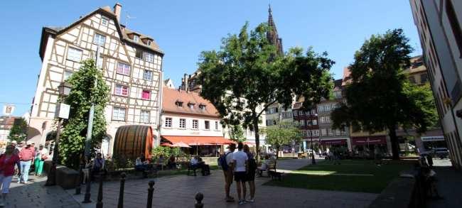 Dicas e roteiros de Strasbourg / Estrasburgo - 7