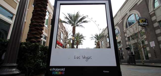 De onde ver Las Vegas do alto - High Roller The Linq 1