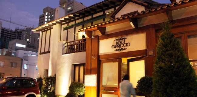 Restaurantes em Lima para comer bem - Dolce Capriccio