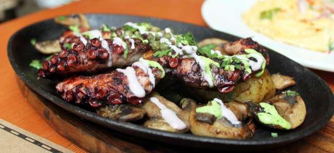 Restaurantes em Lima para comer bem - El Mercado 2