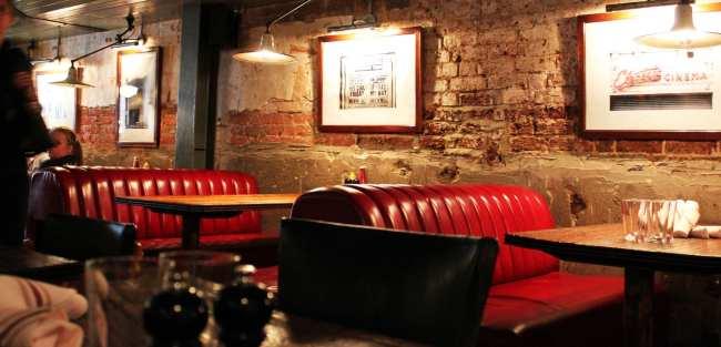Onde comer barato em Londres - Electric Diner