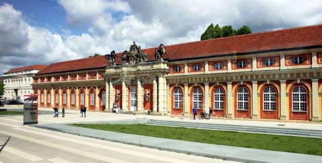 Bate e volta de Berlim: Potsdam 2