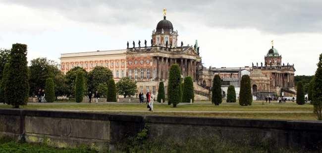 Bate e volta de Berlim: Potsdam 8