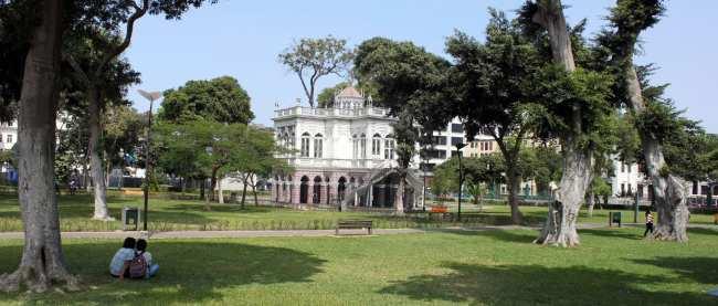Roteiro Cultural em Lima - MALI