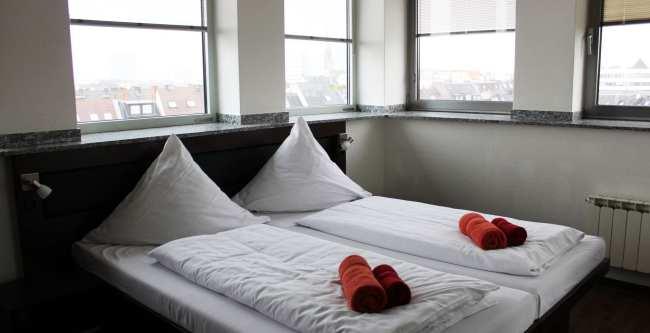 Roteiro de 2 dias em Colônia - Hotel