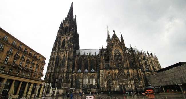 Roteiro de 2 dias em Colônia - Catedral de Colônia 1