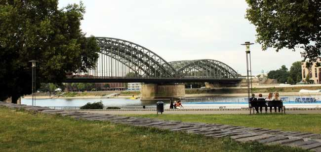 Roteiro de 2 dias em Colônia - Vistas da cidade 2