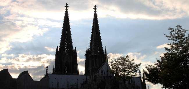 Roteiro de 2 dias em Colônia - Catedral de Colônia 3