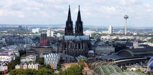 Roteiro de 2 dias em Colônia - Catedral de Colônia 5