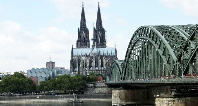 Roteiro de 2 dias em Colônia - Catedral de Colônia 7