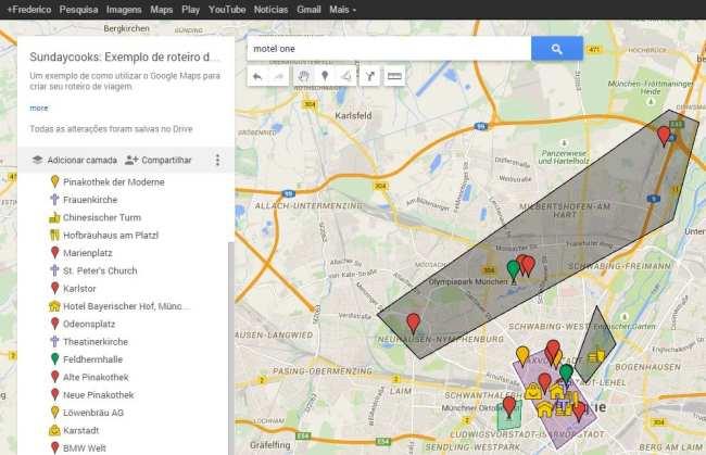 Como fazer roteiros de viagem com o Google Maps - 14