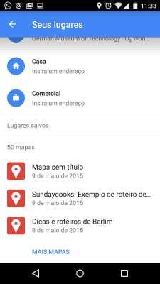 Como fazer roteiros de viagem com o Google Maps - 17