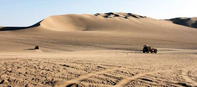 Dicas de Huacachina-Ica-Peru - Buggy pelas dunas