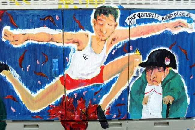 Kreuzberg, o bairro descolado de berlim - Grafite 2