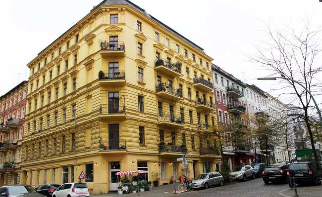 Kreuzberg, o bairro descolado de berlim - predios