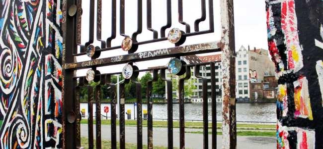 Kreuzberg, o bairro descolado de berlim - Eastside Gallery 2