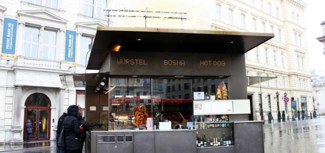 Onde comer em Viena - comida de rua 1
