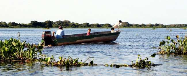ABC do Pantanal - rio Paraguai 7
